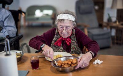 Nye køkkenrutiner giver mere lyst til at spise godt og sundt